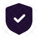 Shield Done Shield Protected Protected Icon