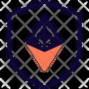 Shield Ethereum Icon
