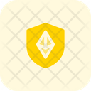 Shield Ethereum Icon
