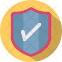 Shield For Protection Icon
