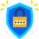 Shield Lock Icon