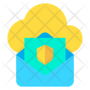 Shield Mail Icon