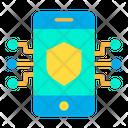 Shield Mobile Icon