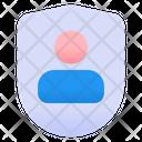 Shield People User Profile Profile Icon