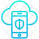 Shield Phone Icon