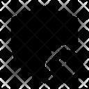 Shield Close Security Notice Icon