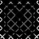 Padlock Shield Secure Icon