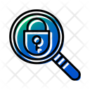 Computer Security Icon Icon