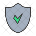 Shield Security Secure Setting Protect Setting Icon