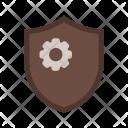 Shield settings Icon