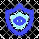 Shield View Icon