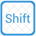 Shift Function Keyboard Icon