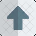 Shift Up Key Up Arrow Icon