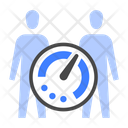 Shift Management Employee Icon
