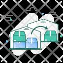 Shift Warehouse Move Icon