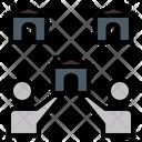 Moving Shifting Operating Icon