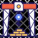 Shifting Crane Crane Technology Icon