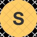 Currency Symbol Somali Icon