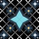 Shine Sparkle Glister Icon
