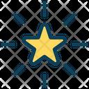 Shine Star Icon