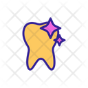 Stomatology Medical Tooth Icon
