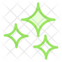 Shiny Star Decoration Icon