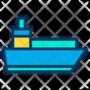 Warship Battle Cruiser War Icon