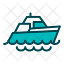 Ship Cruse Shipment Icon