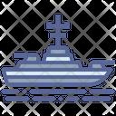 Ship Navy Army Icon