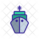 Ship Sea Shipboard Icon
