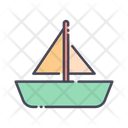 Ship Boat Baby Toy Icon