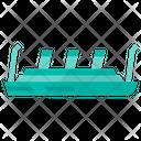 Ship Boat Cargo Icon