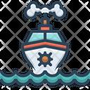 Ship Marine Transport Icon