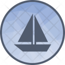 Ship Boat Navy Icon