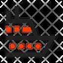 Ship Boat Navigation Icon