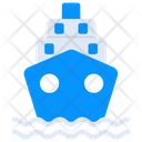 Sea Travel Marine Travel Cruise Ship Icon