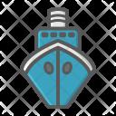 Ship Boat Sea Icon