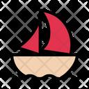 Ship Travel Boat Icon