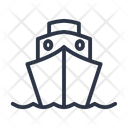 Harbor Port Ship Icon