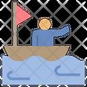 Enjoy Relax Sail Icon