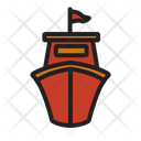 Boat Sea Ship Icon