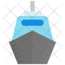 Ship Boat Heavy Icon