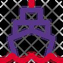 Ship Cargo Ship Boat Icon