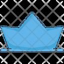 Ship Boat Paper Icon