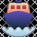 Ship Boat Vessel Icon