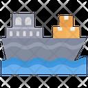 Ship Boat Cruise Icon