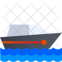 Ship Boat Water Transport Icon