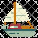 Ship Boat Yacht Icon