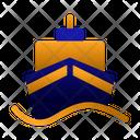 Ship Boat Transportation Icon