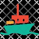 Ship Cruise Luxury Icon